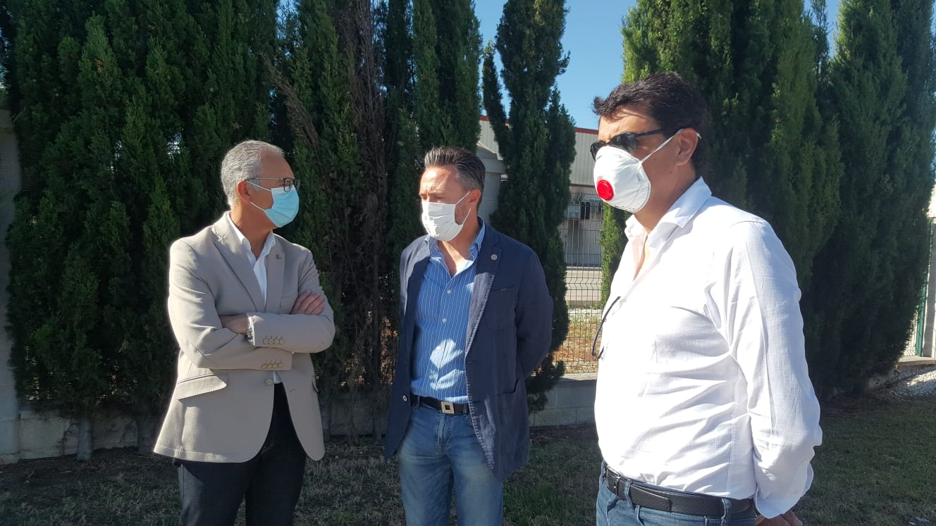 Lozano anima a la ciudadanía a perseverar en la defensa y protección del medio ambiente