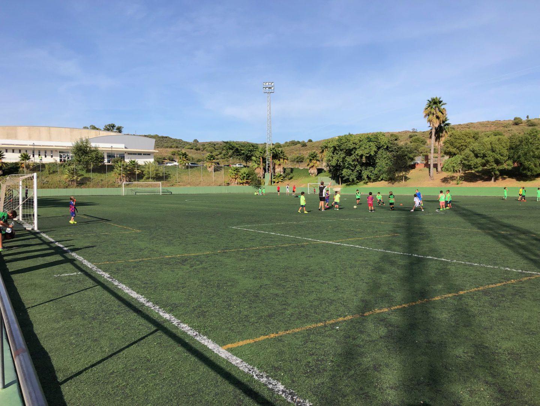 Campo Fútbol 11 Los Barrios